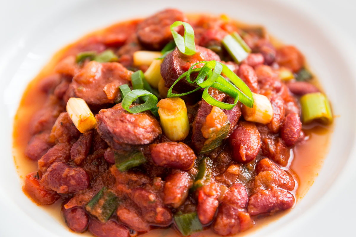 Juonola's Chorizo and Bean Stew